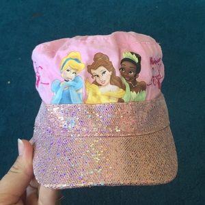 🍁Disney Princess Sparkle cap
